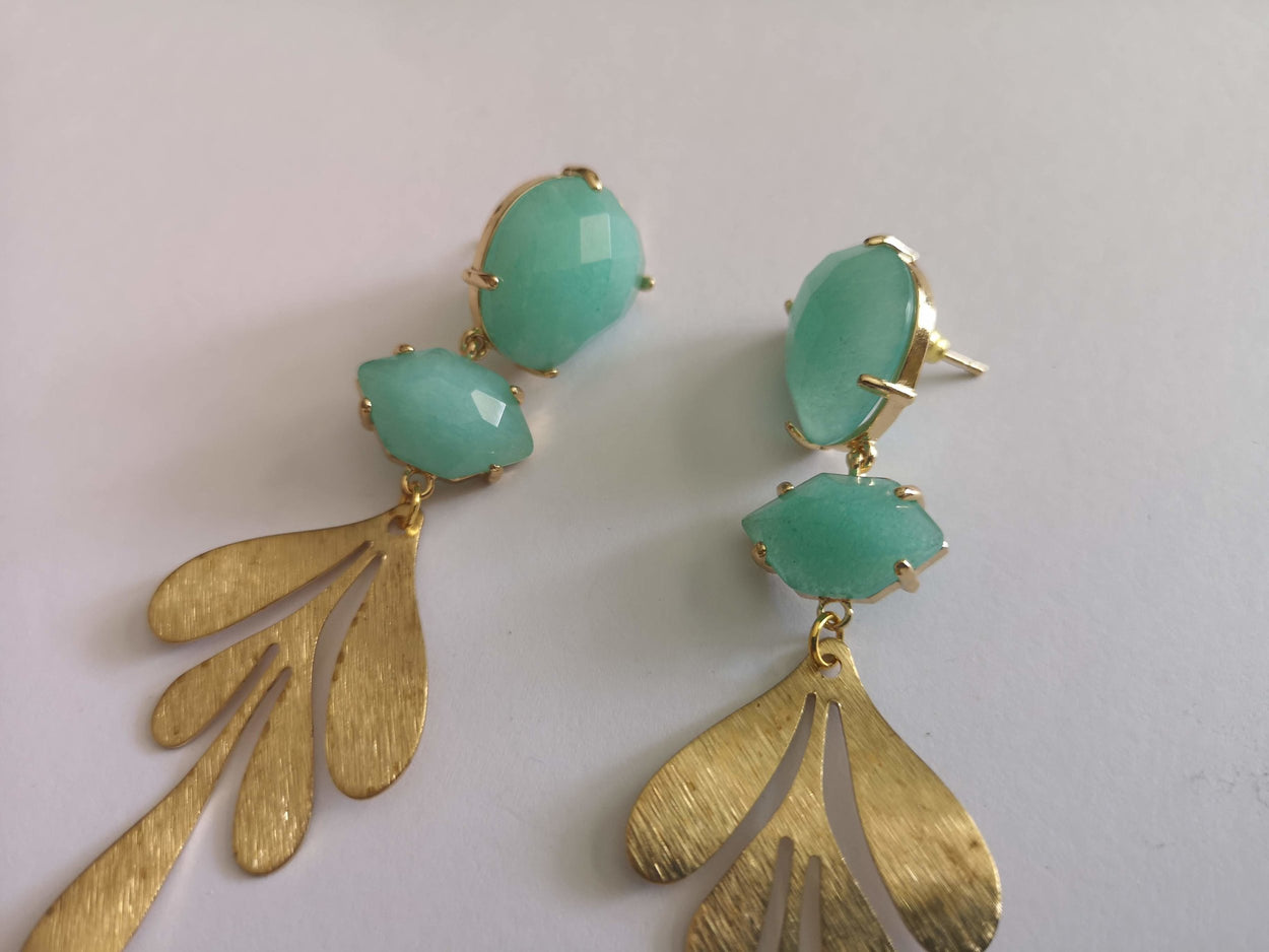 Annabelle Hardie Arafura Sea Earrings