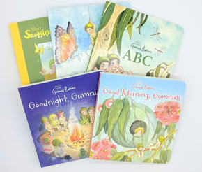 May Gibbs Gumnut Babies Board Books