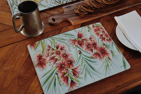 Helen Ashley Placemat Sets - Australian Flora & Fauna