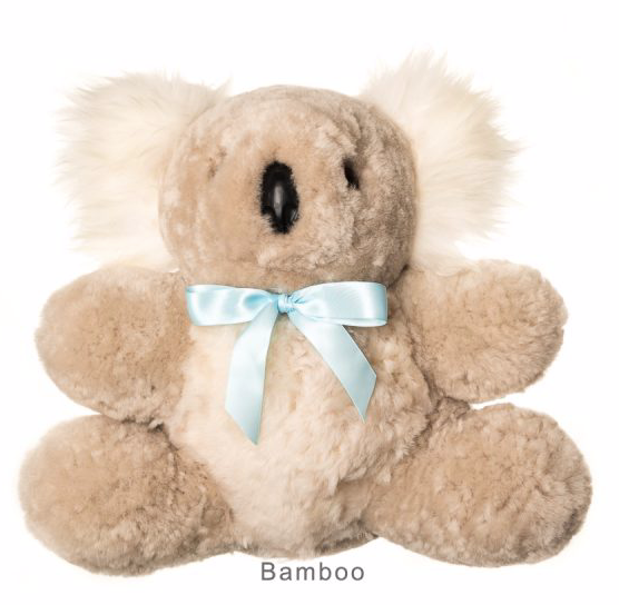 Tambo Teddies Koala Soft Toy - Bamboo
