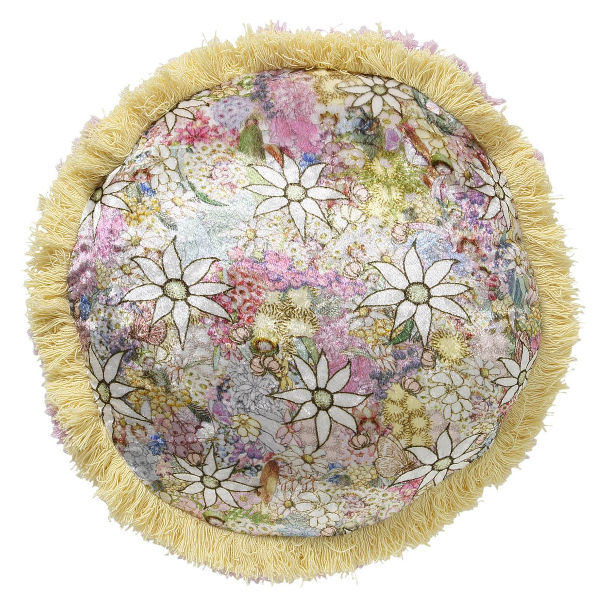 May Gibbs x Kip&Co Velvet Pea Cushion - Flora & Fauna