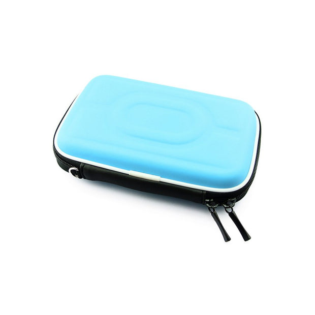 158x100x46mm Storage Cases Colorful Portable Digital Accessories Carry Bags For Mobile Phone/Power Bank/HDD/Cameras/MP3