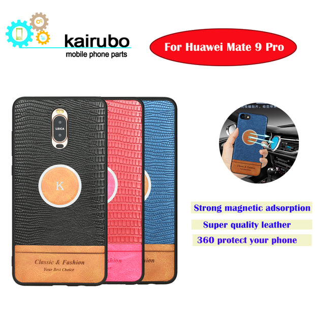 2PCS/lot For Huawei Mate 9 Pro Case Blue/ Black/ Pink Color For Huawei Mate 9 Pro Cover Protective Shell Funda Mate9 Pro Cases