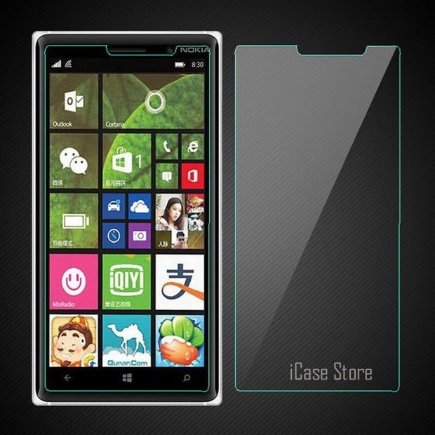 9H 2.5D Tempered Glass Screen Protector Protective Film For Nokia Lumia 435 520 530 535 630 640 730 820 920 1020 1320 1520 XL