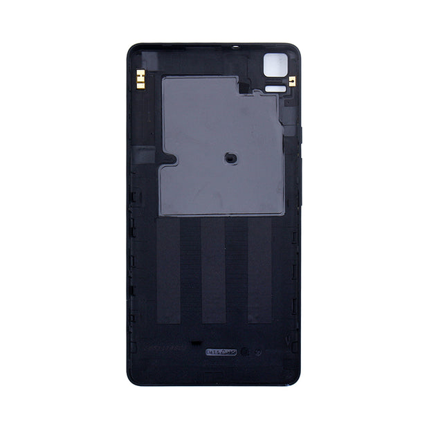 Alesser For BQ E5 E5s X Pro Battery Cover With Heat Dissipation Replacement Slim Protective Battery Cover For BQ E5 E5s X Pro