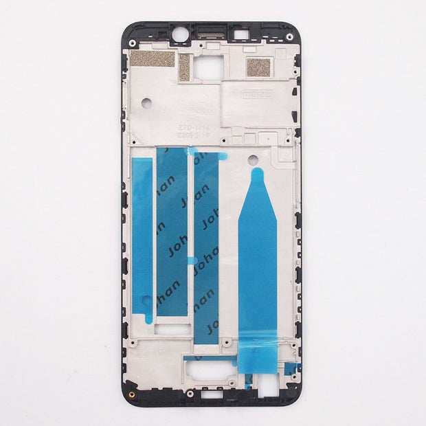 BaanSam New LCD Holder Screen Front Frame For MEIZU M6s 5.7 Inch Housing Case Replacement Parts