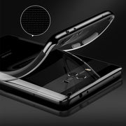 CAFELE For Huawei Mate 10 Clear Case Ultra-thin Electroplating Soft TPU Full Coverage Protective Back Cover For Huawei Mate 10