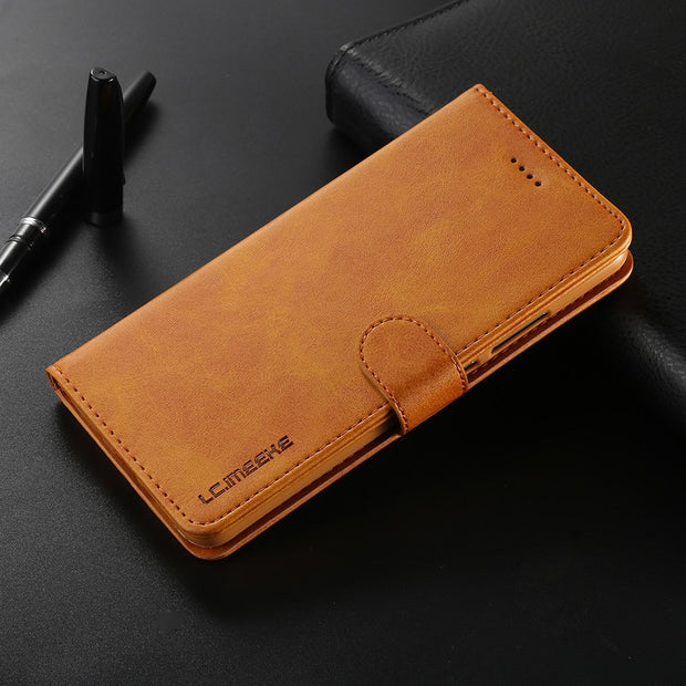 CARPRIE Shatterproof Case For Huawei Mate 10 Pro Magnetic Flip Leather Wallet Cards Case Cover 6.0 Inch Drop. 1.22