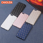 CHAOLIDA Fancy Star Women Handphone Back Covers For Iphone 6 6s 6Plus 6sPlus 7 7Plus 8 8Plus X Soft Phone Fundas Cheap Case