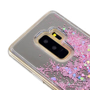Capa Phone Case For Samsung Galaxy S9 Plus Mirror Sand Mobile Phone Protection Shell For Samsung Galaxy S9 Plus Cover Case Copue