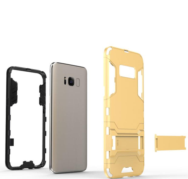 Card Slot Case For Samsung Galaxy S9 S8 Plus Stander Holder Cases For Samsung Galaxy S7 Edge Note 8 9 Leather Cover
