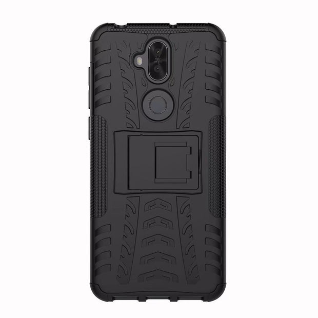 Case For Asus ZenFone 5Lite ZC600KL Shockproof Armor Protective Back Phone Cover Fundas For Asus ZC600KL