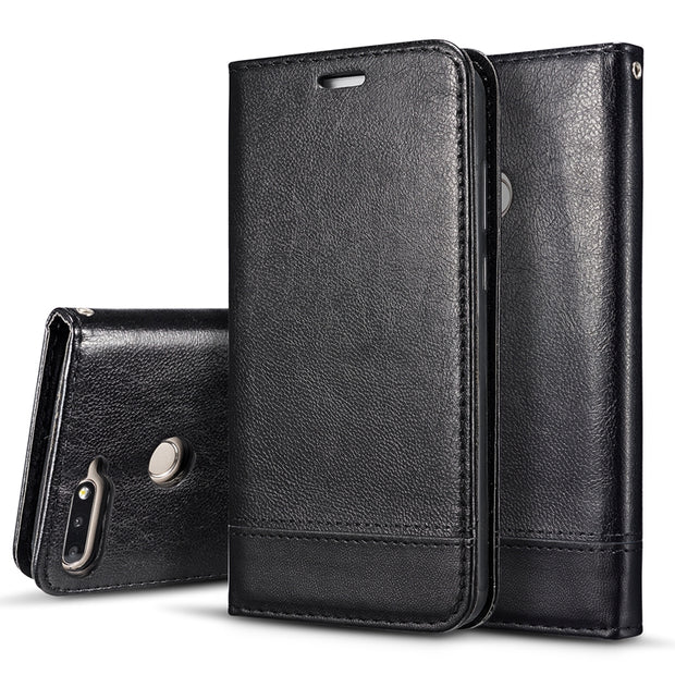 Case For Coque Huawei Honor 7A Case Leather Flip Cover For Fundas Huawei Honor 7A Capinha Wallet For Huawei Honor 7A Cases Etui