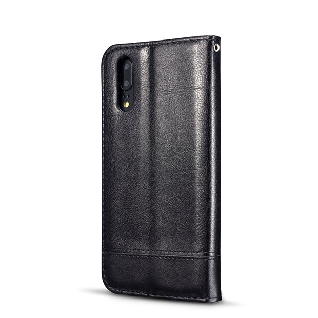 Case For Coque Huawei P20 Pro Case Leather Flip Cover For Fundas Huawei P20 Pro Capinha Wallet For Huawei P20 Pro Cases Etui