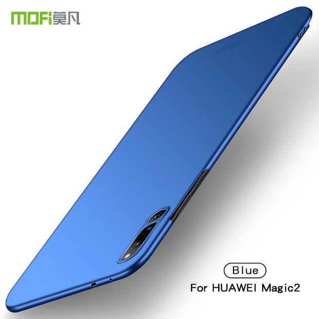 Case For Huawei Honor Magic 2 MOFi Brand Luxury 360 Full Body Cases Hard Frosted PC Back Cover For Honor Magic2
