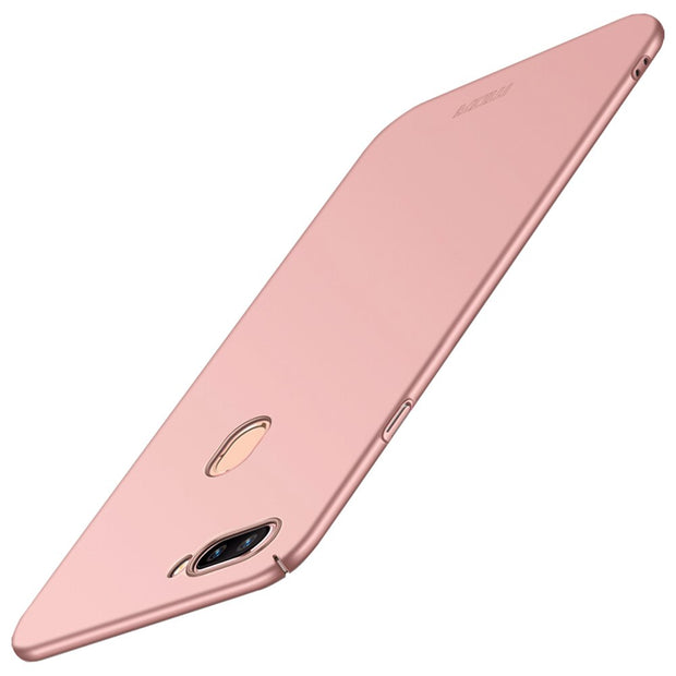 Case For OPPO Realme 2 MOFi Brand Luxury 360 Full Body Cases Hard Frosted PC Back Cover For Oppo Realme2