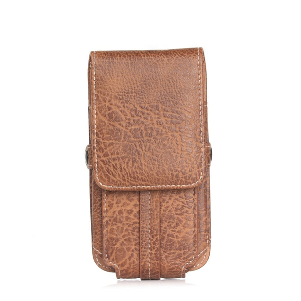 Case For Oppo Joy 3 High Quality Belt Clip Hook Loop Shockproof Leather Pouch For Oppo Neo 5 (2015)/Neo 5s/Mirror 3 Phone Case
