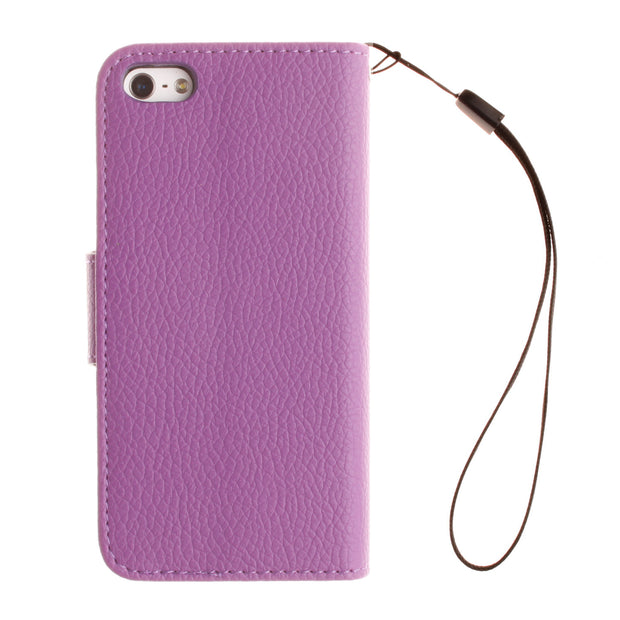 Case For Apple IPhone 5S 5 S Leather Case For Apple I Phone 5 5s S Phone5 Phone5s Flip Phone Cover For IPhone SE S E IPhoneSE