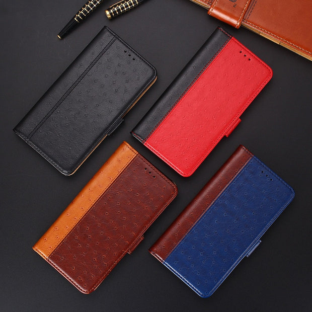 Case For Huawei P Smart Plus Nova 3i 3E P20 Pro Lite Case For Huawei Nova 3 3e P20Lite All Inclusive Soft Leather Wallet Cover