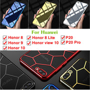 Case On Honer 9 For Huawei Honor View 10 Cases 8lite 8 Lite Light P20 Pro 20p P 20 Huavei Phone Cover Hauwei Bumper Coque Fundas
