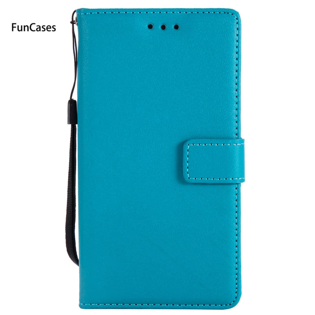 Colorful Wallet Phone Case SFor Estuche Huawei P7 Soft TPU Back Cover Capa Floral Phone Case For Huawei Ascend P7 Fodral Frontje