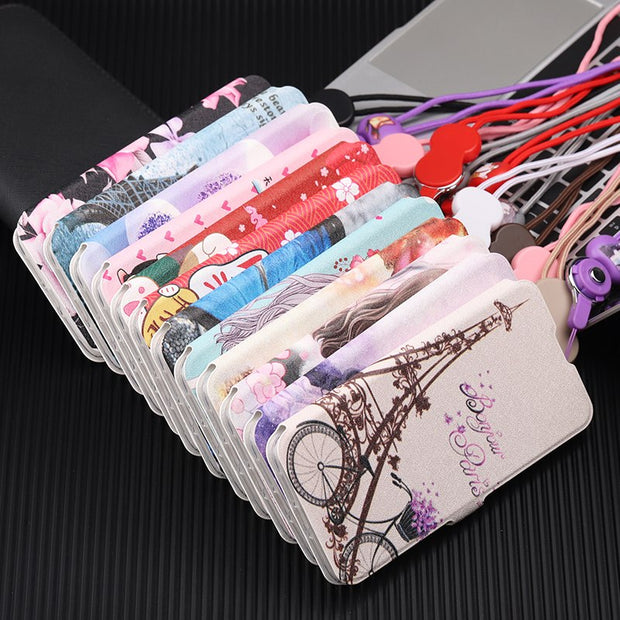 Cover For Huawei P30 Pro Case Flip Card Slot Pattern Rope Leather Coque Huawei P 30 Pro Case Flip Leather Cover Huawei P30 Case