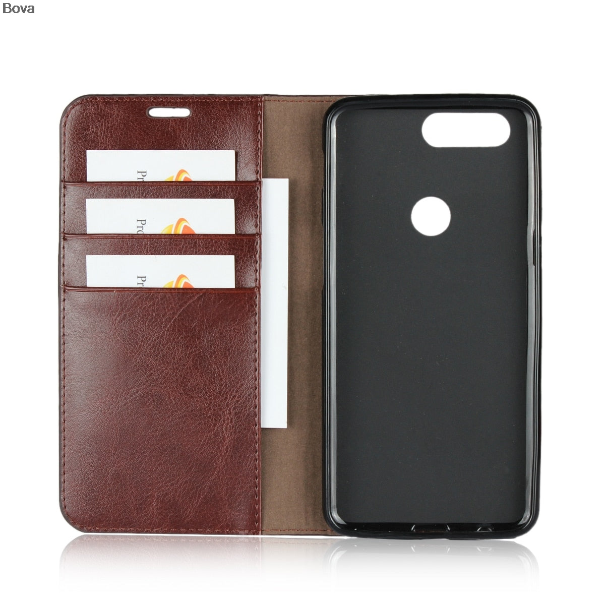 low priced 90282 7c731 Deluxe Wallet Case For Oneplus 5T Premium Leather Case One Plus 5T Flip  Cover Phone Bags