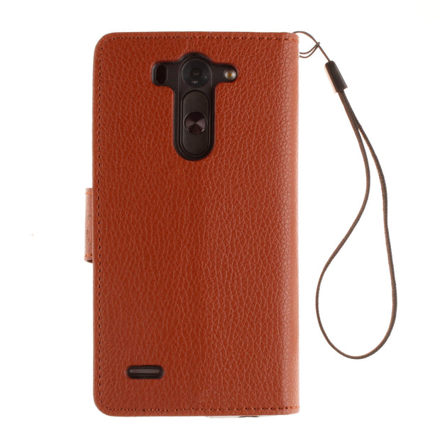 Double Magnet Flip Case For LG G3 G 3 D 855 850 851 852 Case Phone Leather Cover For LG G3 Prime F400 F460 D855 D850 D851 D852