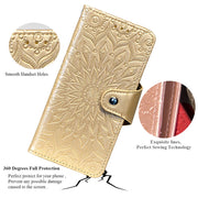 Embossing Stand Flip PU Leather Wallet Case Cover For Santin Actoma Ace 5.5 Phone Case