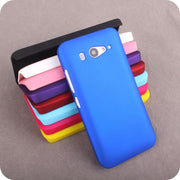 "FOR Xiaomi Mi2 Mi2s M2 2s Minote Matte Simple Colorful Fashion Style Phone Case 4.3"" Solid Color Cover"