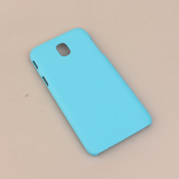 FOR Samsung J5 2017 Matte Simple Colorful Fashion Style Phone Case Solid Color Hard Cover J530GM/DS