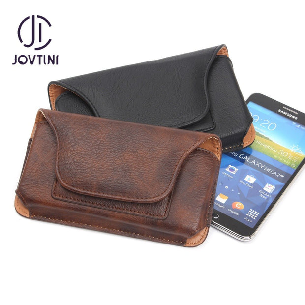 Fashion JOVTINI For Oppo Joy 3 High Quality Waist Belt Waist Sports Bag Cover For Oppo Neo 5 (2015)/Neo 5s/Mirror 3 Phone Case