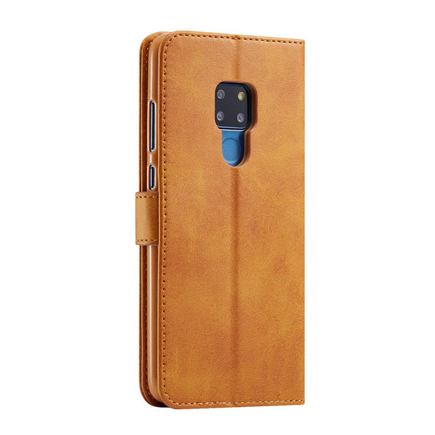 Fashion Phone Shell Protective Case For Huawei Mate 20 Magnetic Flip Leather Wallet Cards Case Cover 6.53 Inch Drop. 1.22