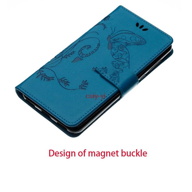 Flip Case For Huawei Honor 6C C6 DIG-L21HN Honor6C DIG L21HN Case Phone Bag Leather Cover For Huawei Nova Smart 6S DIG-L01 Cases