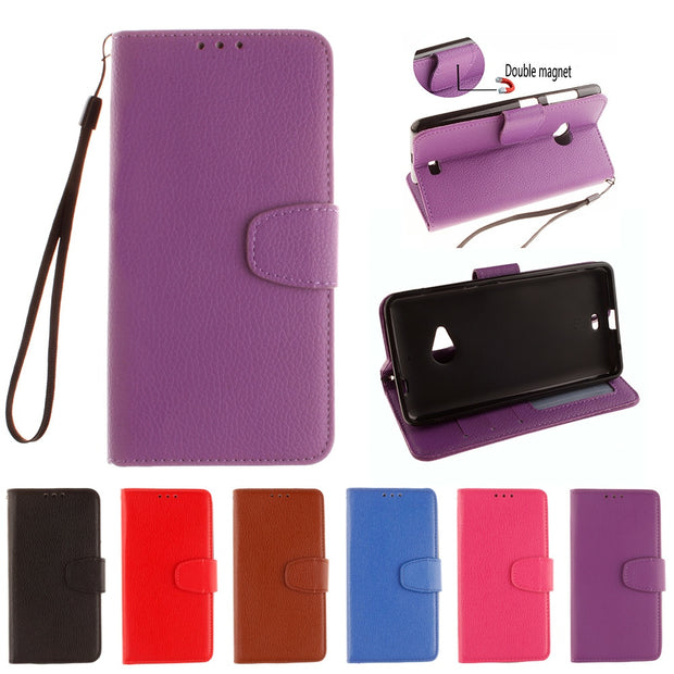 online store 21480 97cc5 Flip Case For Microsoft Nokia Lumia 535 Lumia535 RM-1090 RM-1089 Case Phone  Leather Cover For Nokia RM1090 RM1090 RM 1090 1089