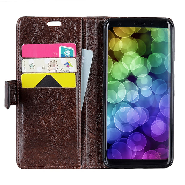 Flip Leather Case On For Fundas Huawei Honor 5C GT3 Case Cover For Coque Honor 7 Lite 5C Case Cover Wallet Cover Stand Cases