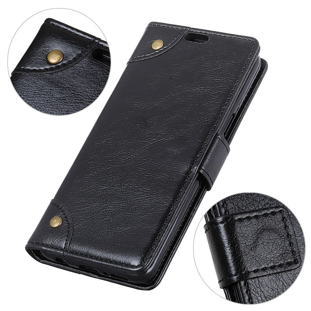 Flip Leather Case On For Fundas Wiko SUNNY 3 Case Cover For