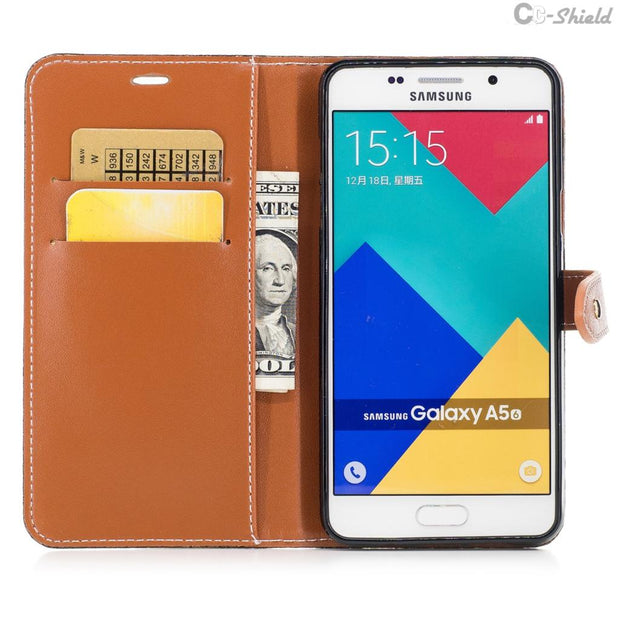Flip SM-A510F Case For Samsung Galaxy A5 A 5 2016 510 A36 A510 A510F/DS A510Fd SM-A510F/DS Case Phone Leather Cover Silicone Bag
