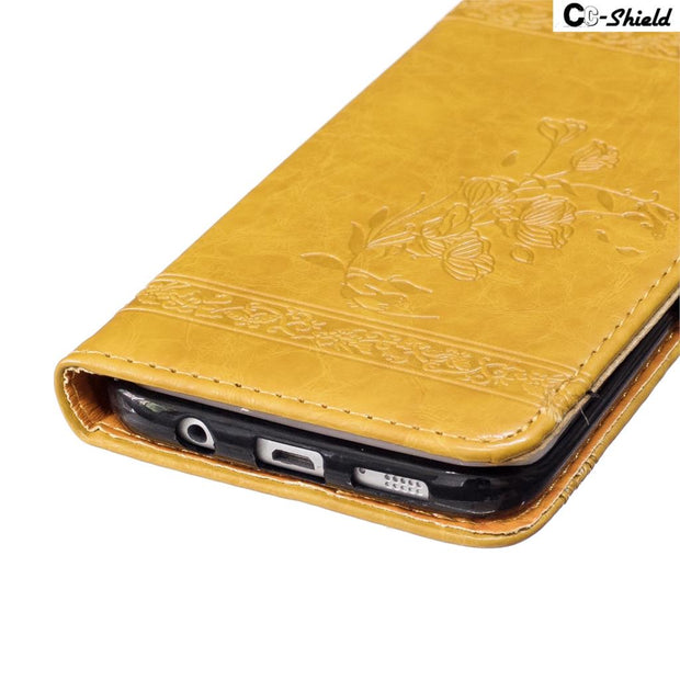 Flip SM-G925F For Samsung Galaxy S6 Edge Case S6Edge Zero G925F Case Phone Leather Cover For Samsung Galaxy S 6 Edge 6Edge S6e