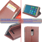 Flip Wallet PU Leather Case For Xiaomi Redmi Note 3 Pro Special Edition 152mm SE Global International Version Fundas Cover Coque