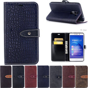 Flip For Huawei Honor 6X Case For Huawei Honor X6 BLN-L21 Case Phone Leather Cover 6 X BLN L21 Honor6 X Cases Silicone Core Bag