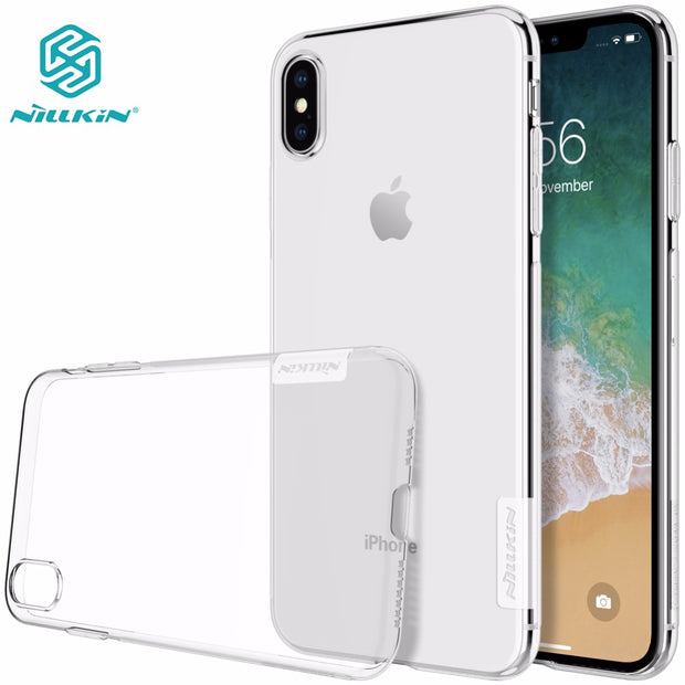 For Apple IPhone 7 IPhone 8 Nillkin Nature TPU Case With Retail Package
