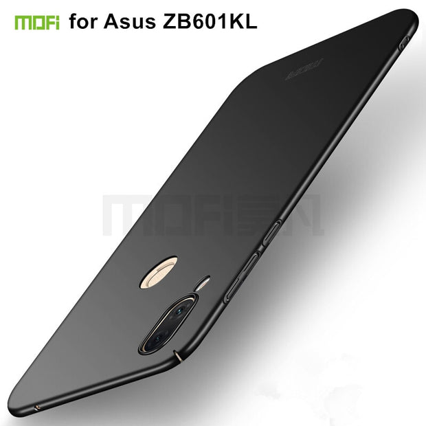 For Asus Zenfone Max Pro M1 ZB601KL Case 5.99 Inch MOFi PC Protective Back Cover Phone Shell Hard Case For Asus ZB601KL Cover