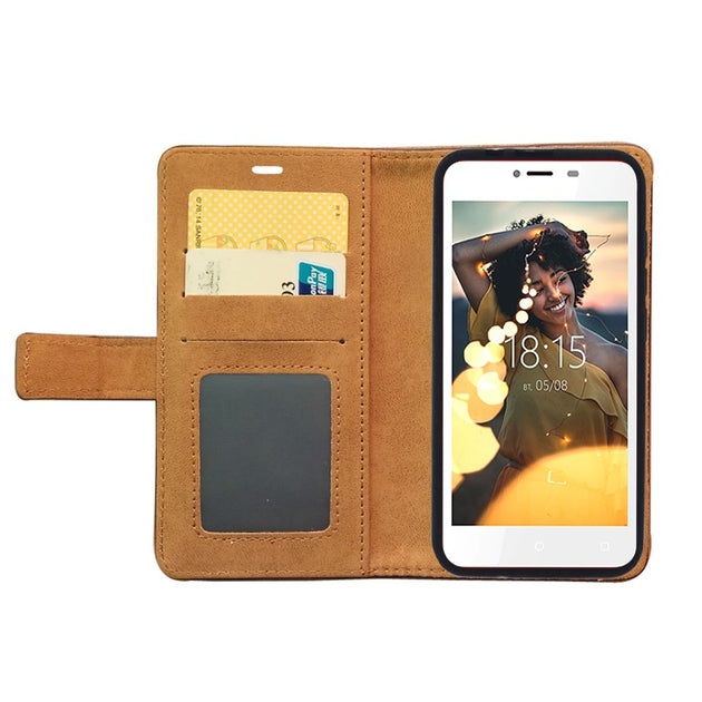 For BQ 5000 G Phone Cases High Quality Stand Wallet Leather
