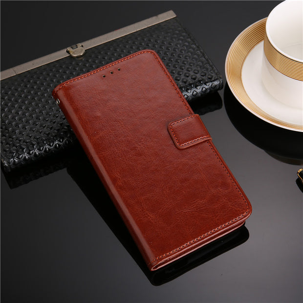 For Coque Alcatel 3C Case Alcatel 3C Cover Wallet Flip Leather Back Skin Capa For Alcatel 3C 5026D 5026 5026A Cover Fundas Pouch