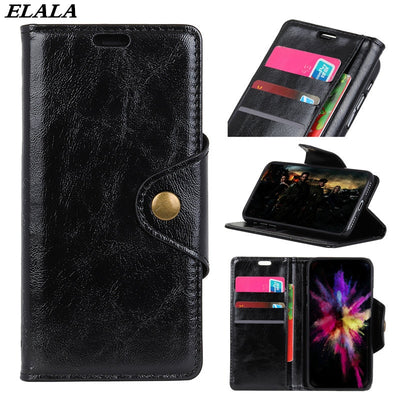 For Funda Huawei Honor 6X Case Cover Soft TPU Leather Wallet Flip Magnetic Stand Phone Cases For Coque Huawei Gr5 2017 Covers