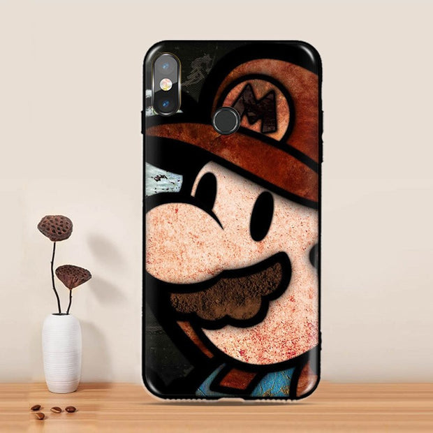 For Fundas Xiaomi Redmi S2 Case 3D Cartoon Soft TPU Back Cover Xiomi Redmi S2 Case Silicone Coque For Xiaomi Redmi Y2 Phone Case