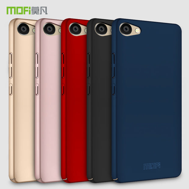 For HTC Desire 12 Case 5.5 Inch MOFi PC Protective Back Cover Phone Shell Hard Case For HTC Desire 12 Cover Phone Cases Coque