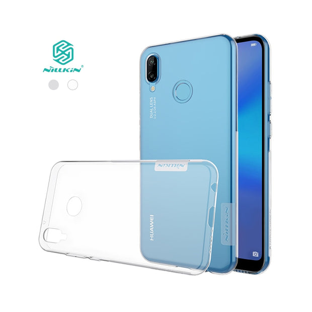 For Huawei Honor 10 Lite Huawei P20 Pro Mate 20 Pro Nova 4 Case NILLKIN Nature TPU Soft Back Cover Case With Retail Package