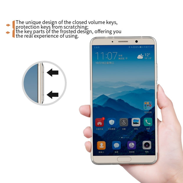 For Huawei Mate 10 Case NILLKIN Nature TPU Soft Back Cover Case For Huawei Mate 10 Silicon Case With Retail Package